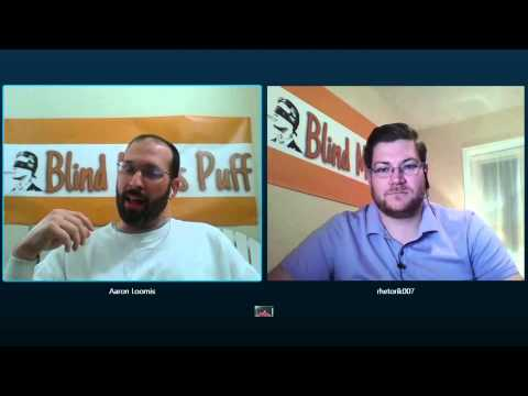 Stogie Geeks Episode 125: Interview with Emmett Malone and Aaron Loomis, Blind Man's Puff