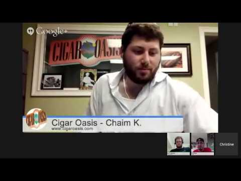 CigarChat LIVE with Cigar Oasis