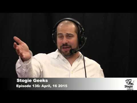 Stogie Geeks Episode 136: Part 4