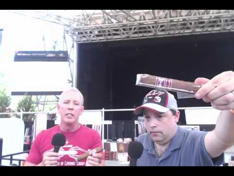 Stogie Geeks Shorts - Southern Cigar Festival: Scott Weeks of Recluse Cigars