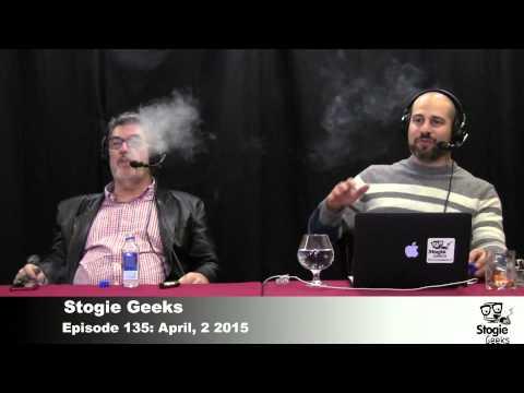 Stogie Geeks Episode 135: Debonaire Ideal / Stogies of the Week