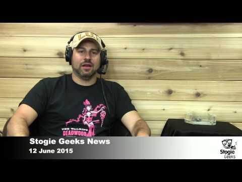 Stogie Geeks News - June 12, 2015