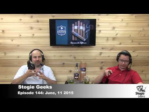 Stogie Geeks Episode 144: Cigar Ashtrays