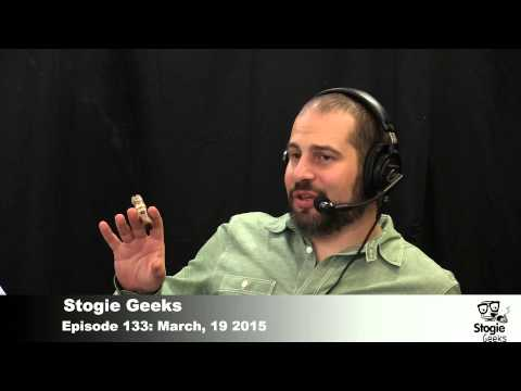 Stogie Geeks Episode 133: Debonaire Ideal / Stogies of the Week