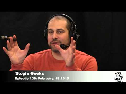 Stogie Geeks Episode 130: Interview with Debbie and Jonathan from Senior Rio