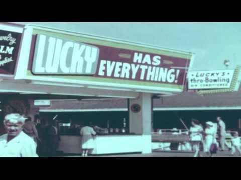 Seaside Heights Boardwalk NJ Sun-N-Fun 1960's Promotional Film in HD