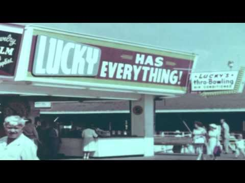 Seaside Heights Boardwalk NJ Sun-N-Fun 1960's Promotional Film in HD