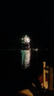 July 5th 2014 Fireworks on the Toms River