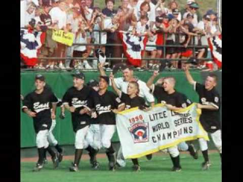 1998 LITTLE LEAGUE WORLD SERIES CHAMPIONS TOMS RIVER EAST - THE BEAST OF THE EAST