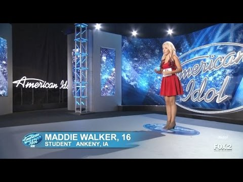 Maddie Walker, Jackie Nese & Courtney Zahn - Auditions - American Idol 2015