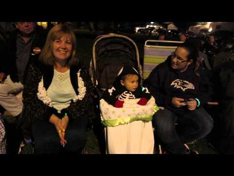 Toms River Halloween Parade 2014