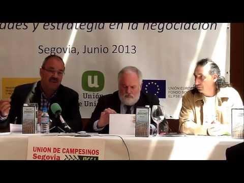 Entrevista a José Manuel de las Heras, coordinador de la Unión de Uniones