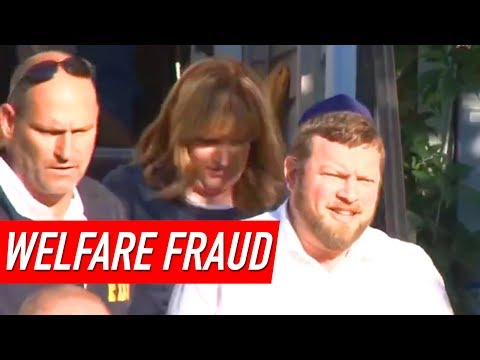 Jewish Rabbi Family got arrested for welfare fraud in Lakewood