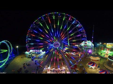 Casino Pier, Seaside Heights 4K ©