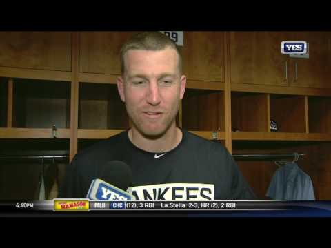 Todd Frazier on joining the New York Yankees