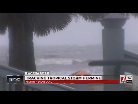Hurricane Hermine Update Friday