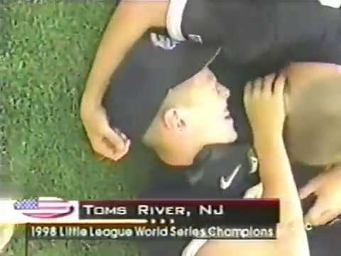 Todd Frazier Begins & Ends the 1998 Little League World Series