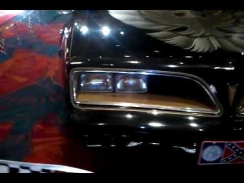 """Quick Walkthrough At McAllen Convention Center CarShow """"Movie Car"""" Section"""