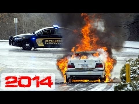 The Best of Car Crash Compilation - All NEW 2014!