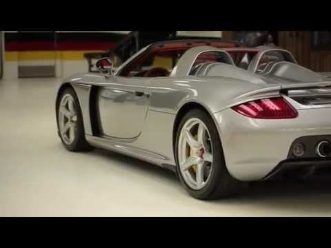 Auctions America - 2004 Porsche Carrera GT - Only 24 miles!