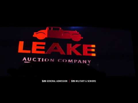 Leake Car Show and Auction Tulsa, June 9-11 2017 #1