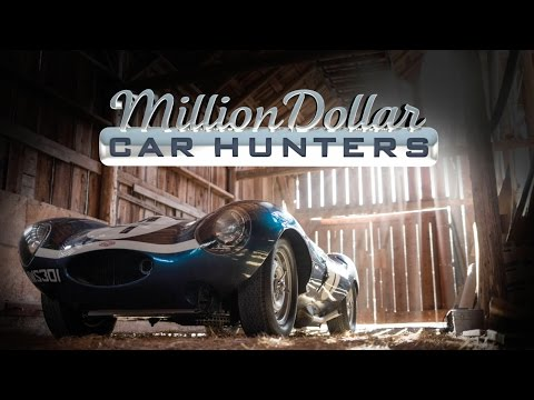Coming to a Screen Near You: Million Dollar Car Hunters