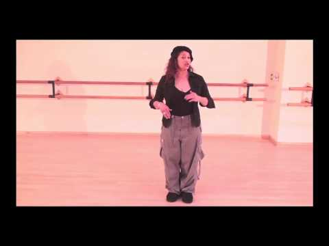 How To: Debbie Allen Teaches Break the Chain Dance