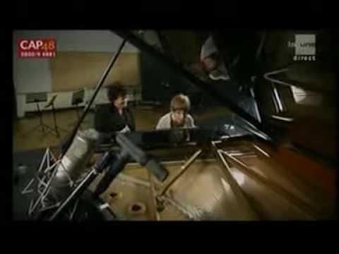 Maurane et Lou : Prélude de Bach (Cap 48)