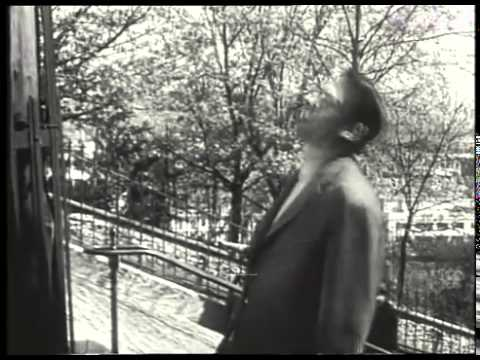 Jacques Brel-Au printemps + Paroles (Lyrics)