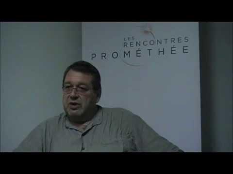 Les Rencontres Prométhée 1ère Edition - Interview du Dr Jean-Patrick CHAUVIN