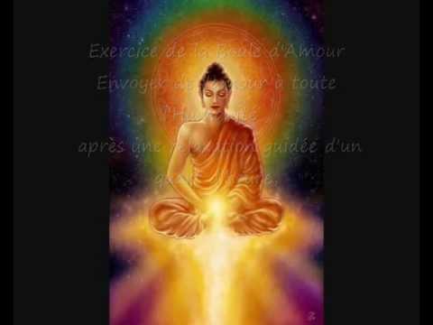 Apporter de l'aide à toute l'Humanité - Meditation La boule d'amour