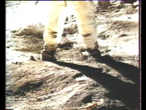 Les Americains n'ont jamais posé le pied sur la Lune