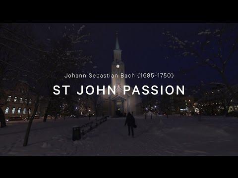 BACH - St. John Passion - 1 CORO