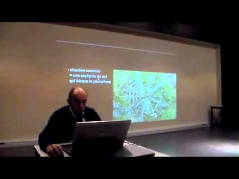 Conférence sur la PERMACULTURE - Concevoir un Jardin en Permaculture 1/3