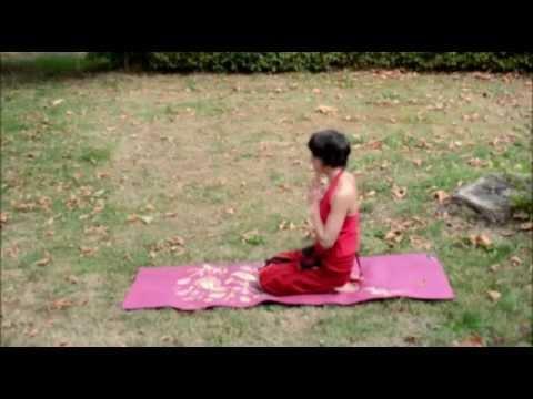 Vidéo yoga n°3 avec Emma GRILLET