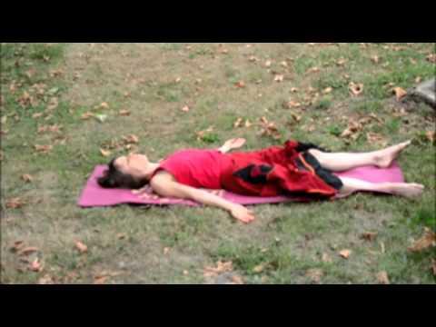 Vidéo yoga n°4 avec Emma GRILLET
