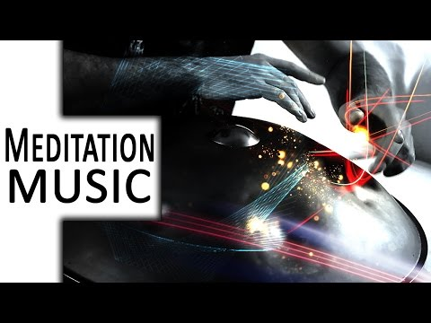 Hang Drum (Handpan) Solo Music ● Heartbeat ● for Meditation, Relaxing, Sleep, Yoga, Spa, Massage