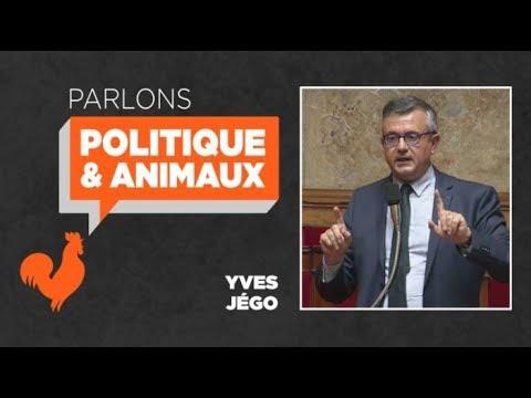 [EGalim] Yves Jégo - Alternative végétarienne
