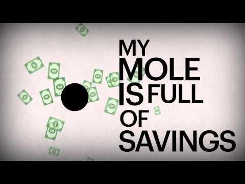 Save Mole Money with Abe & Solavei