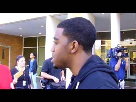 UTA NAACP Justice For Trayvon Hoodie March NAACP0.MP4