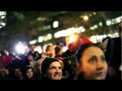 Occupy Wall St - The Revolution Is Love