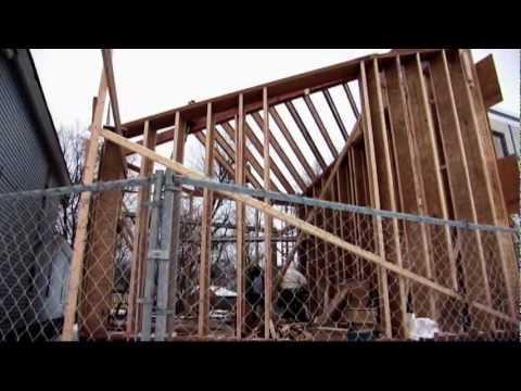 dřevěný pasivní dům