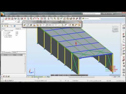 Autodesk Robot Structural Analysis - steel design