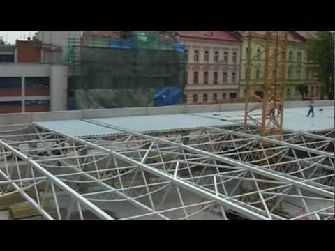 Stavba zimáčku - 21. díl - Krytí střechy
