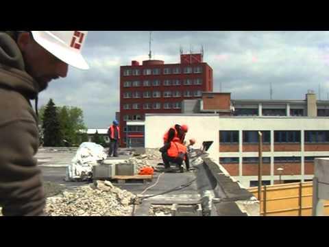 Stavba zimáčku - 20. díl - Další práce na střeše