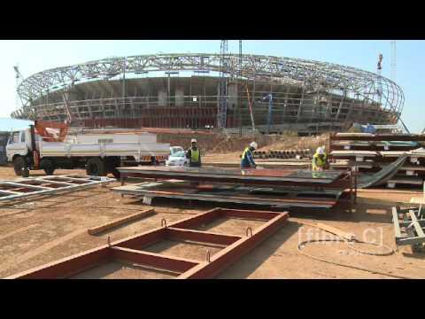 Městský fotbalový stadion Johannesburg