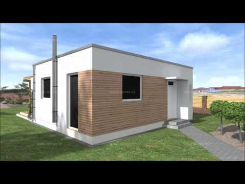 Dřevostavba Ametyst 052, dům do 1 milionu