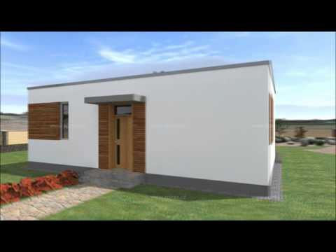 Bungalov Ametyst 079, rodinný dům do 1,5 milionu