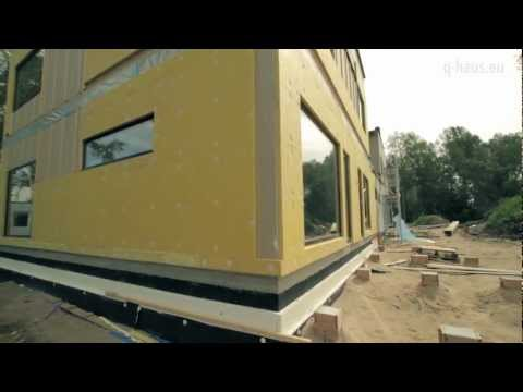 Cesta prefabrikovaného dřevěného domu