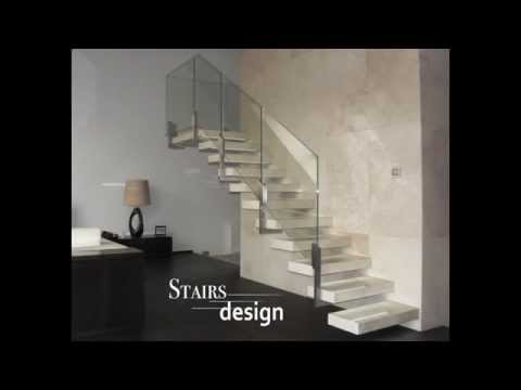 Kamenné samonosné schodiště - od návrhu k realizaci